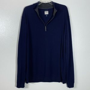 John W Nordstrom 100% Merino Wool Sweater - XXL